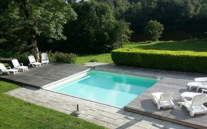 Heated Swimming-Pool from mid-June till mid-September